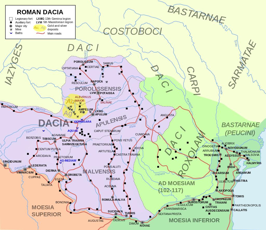 Dacia romana 106 271