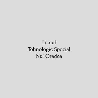 liceul tehnologic nr1