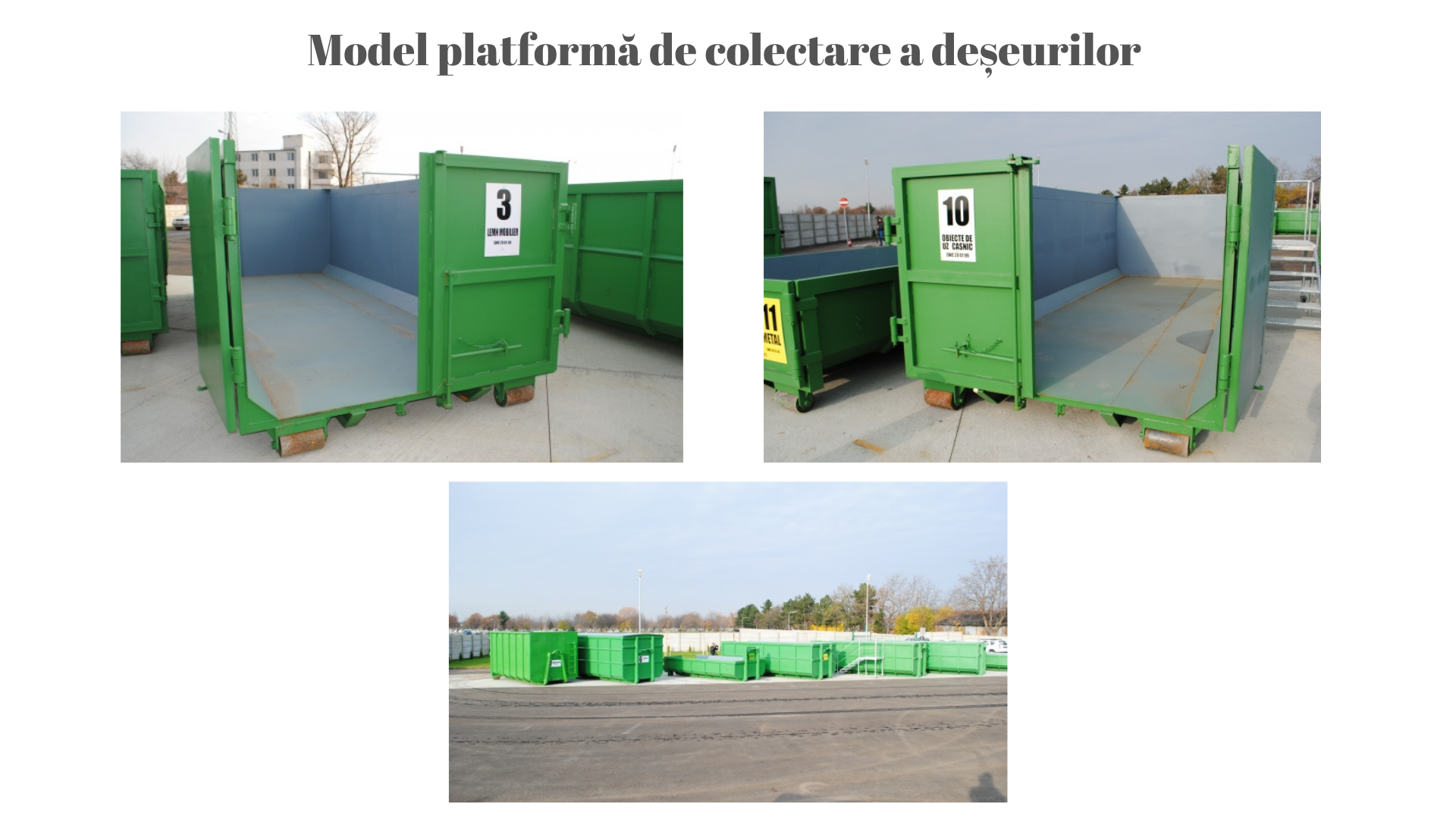 Model platforma 3