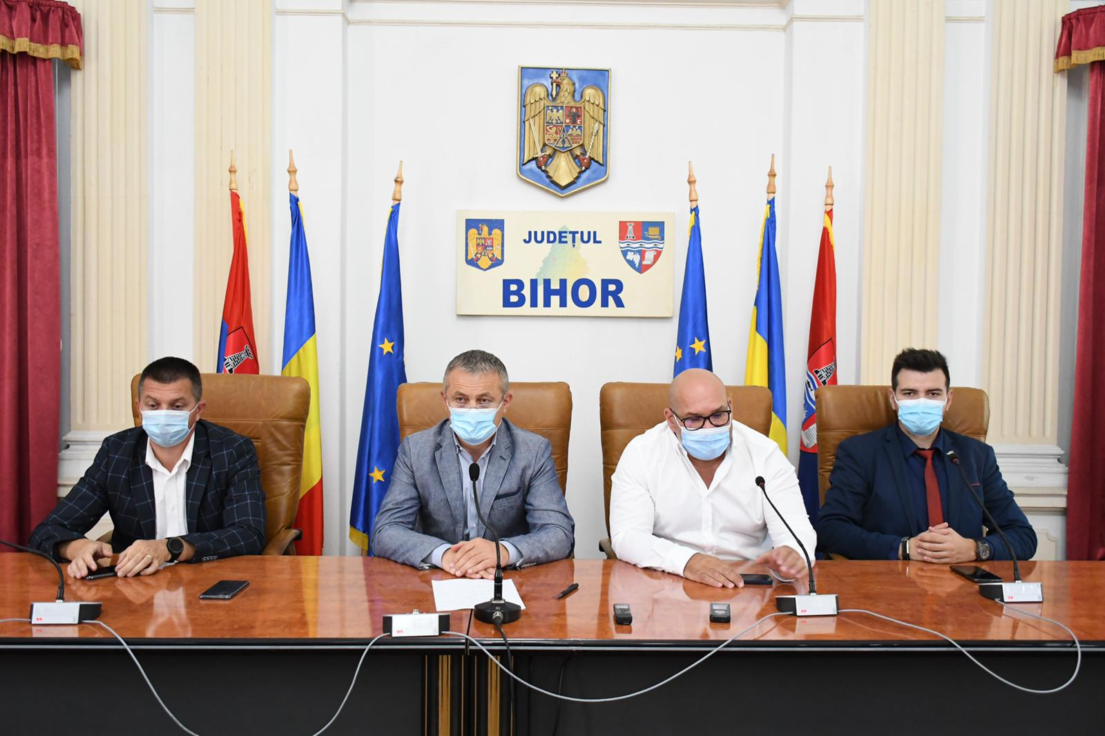 A Bihar Megyei Tanács együttműködő partnerként vesz részt a Let`s do it, Románia! kampányban